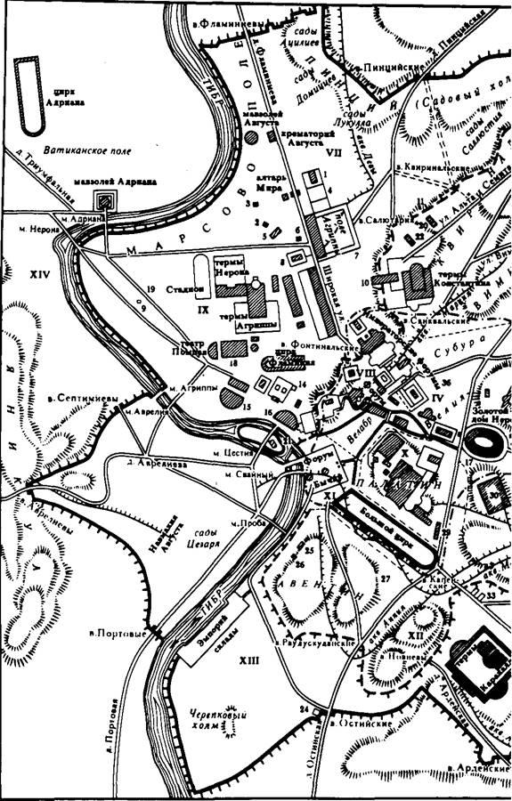 превращению Рима в крупный